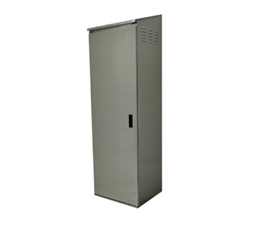 Stainless Steel Mop Sink Cabinet