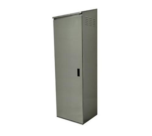 Stainless Steel Mop Sink Cabinet