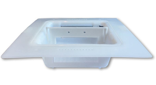 8.5 IN Floor Sink Basket & 12 IN Flange Adapter