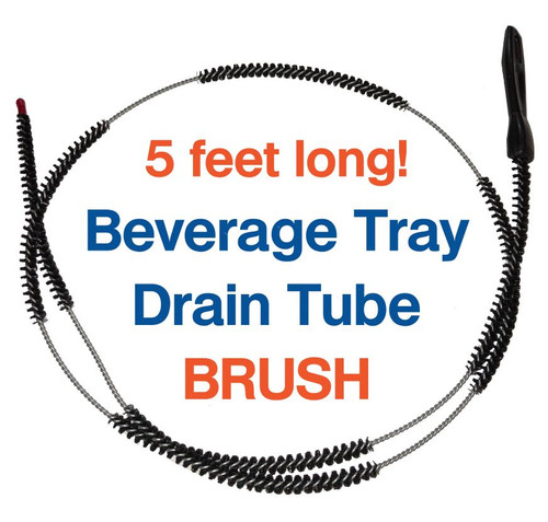 Soda Fountain Drain Tube Brush