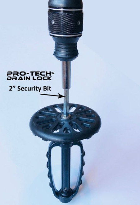 Pro-Tech Security Bit for use with Security Bolt