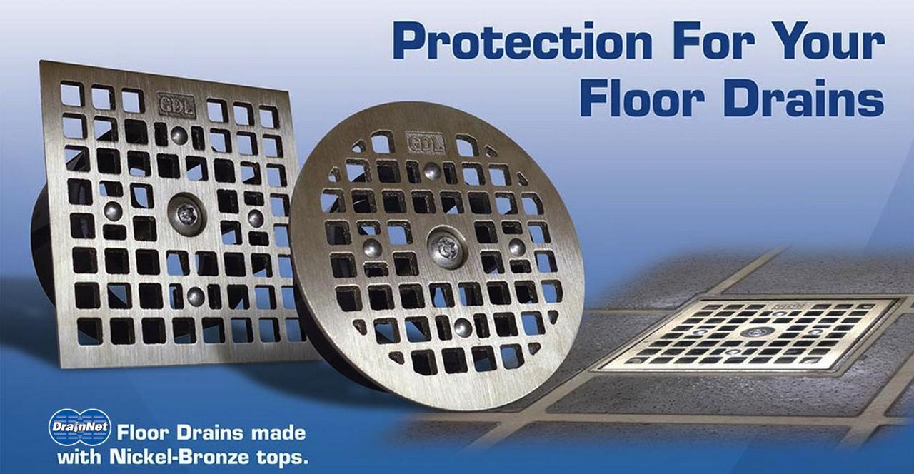 Guardian Floor Drain Lock