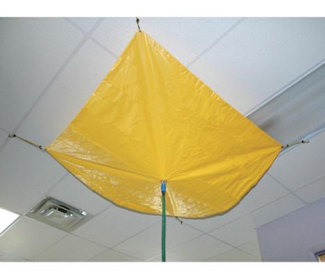 Roof Drip Diverter 20 X 20 Catch Roof Leaks Drain Net