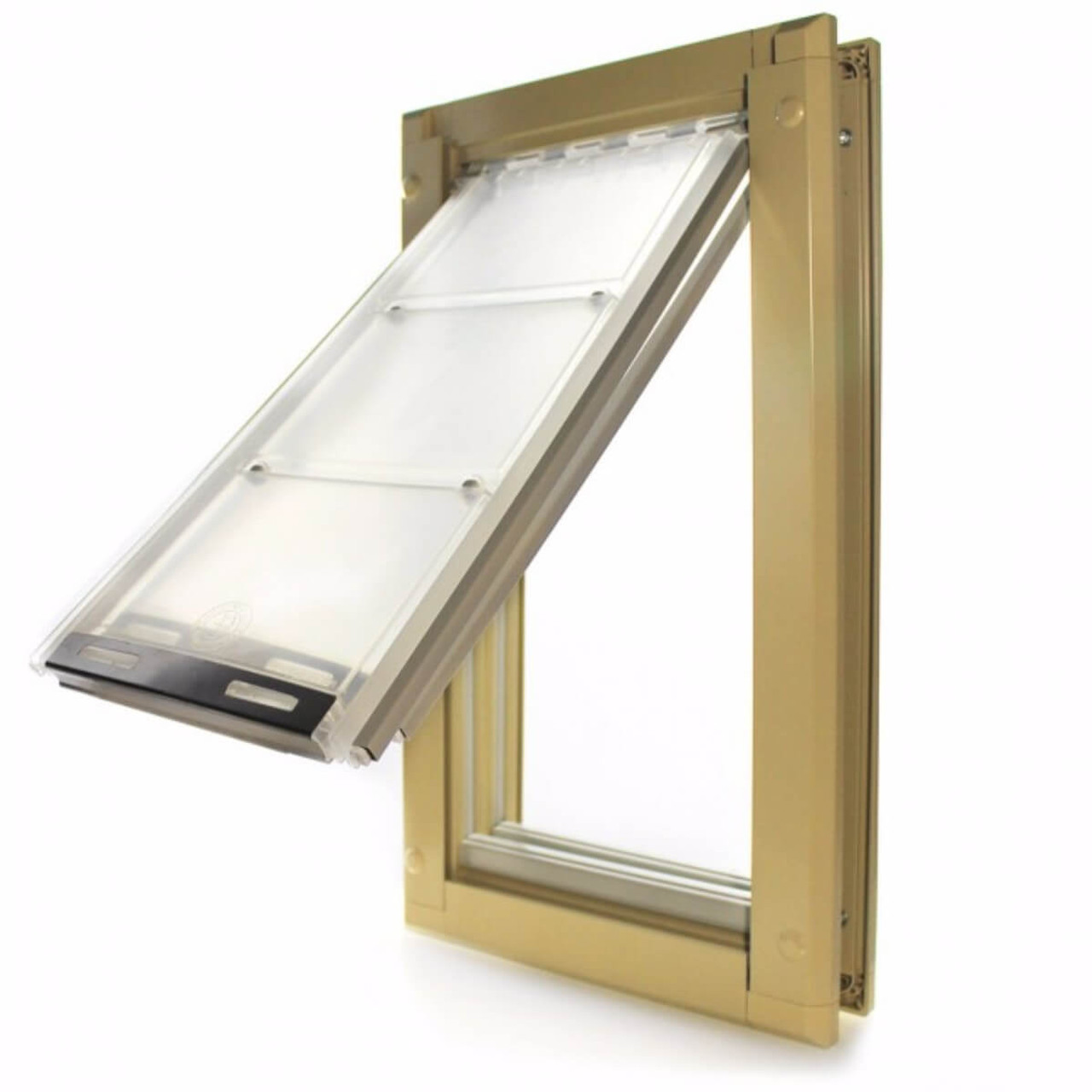 Merveilleux Endura Flap Pet Doors With Double Flaps Are Extremely Weather Tight And Can  Be Used In
