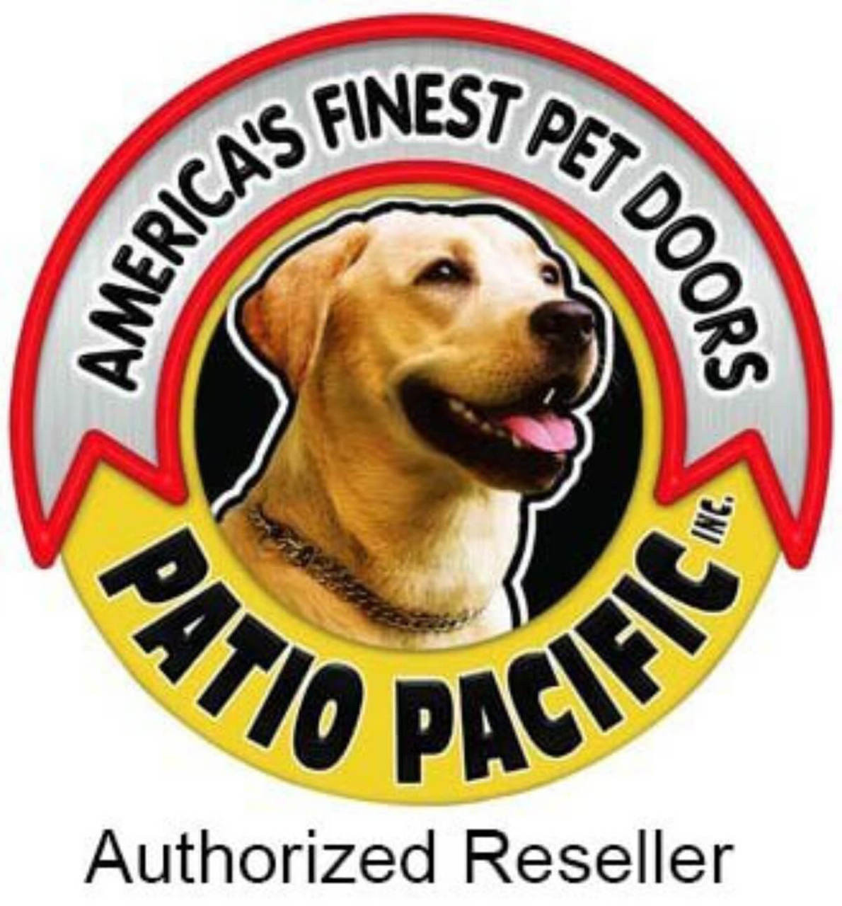 Patio Pacific is the parent company of Endura Flap and these doggy doors are made in the USA