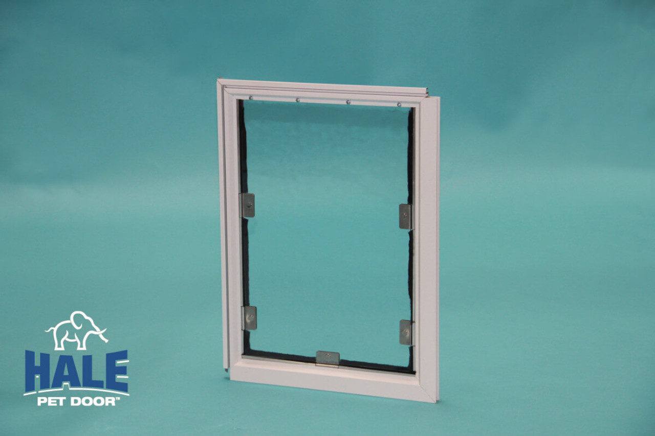 Hale Screen Doggie Door is easy to install and durable