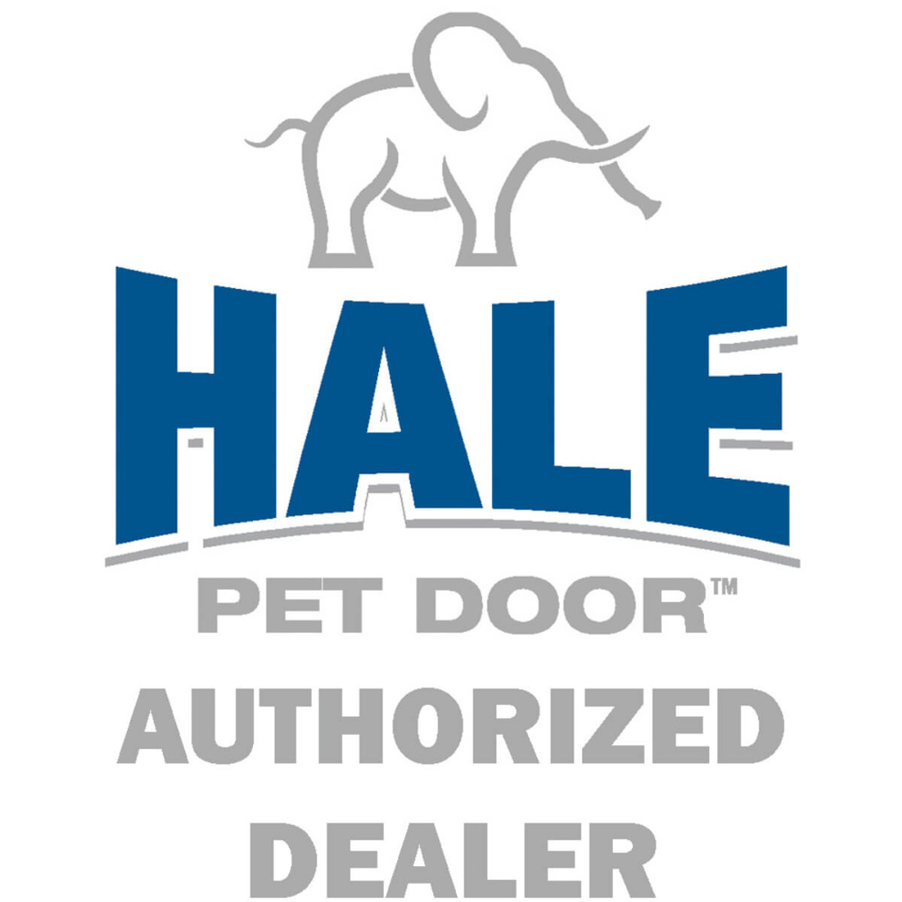 Hale Optiview doggy door for windows are high quality weather tight pet doors made in the USA
