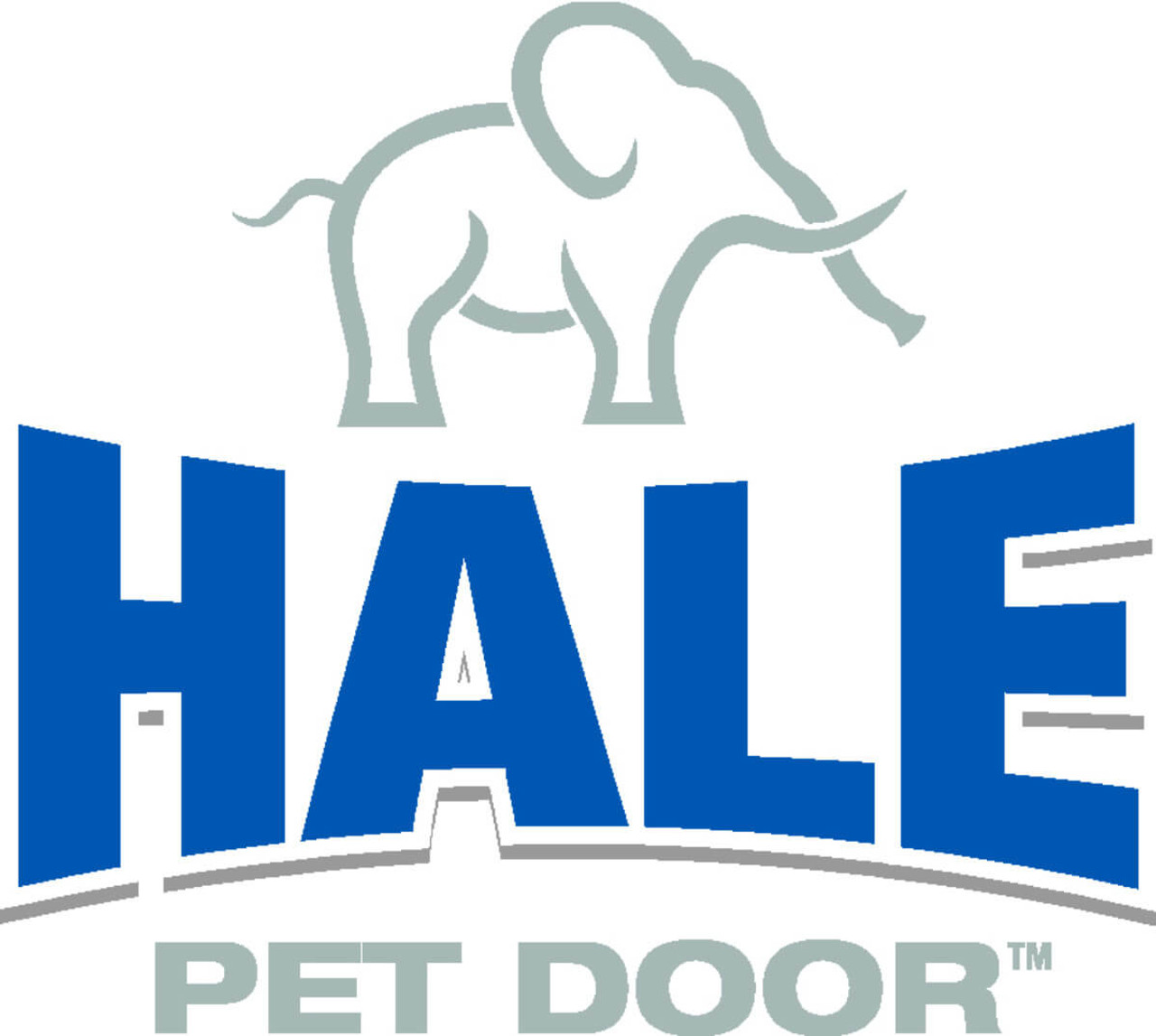 Hale dog doors are made in the USA and feature weather tight flaps with magnets on sides and bottom of the flap