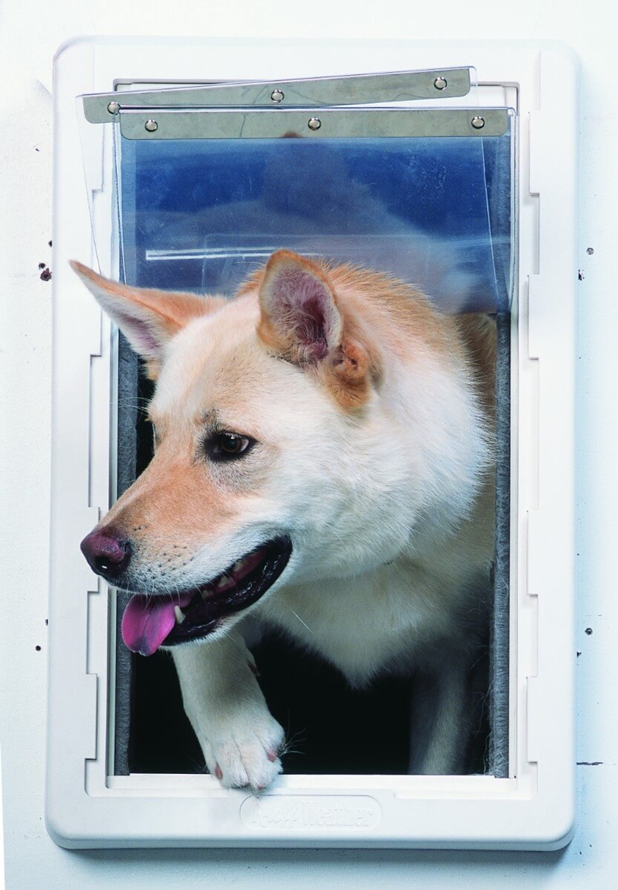 Ideal Ruff Weather pet door is inexpensive and a good performer