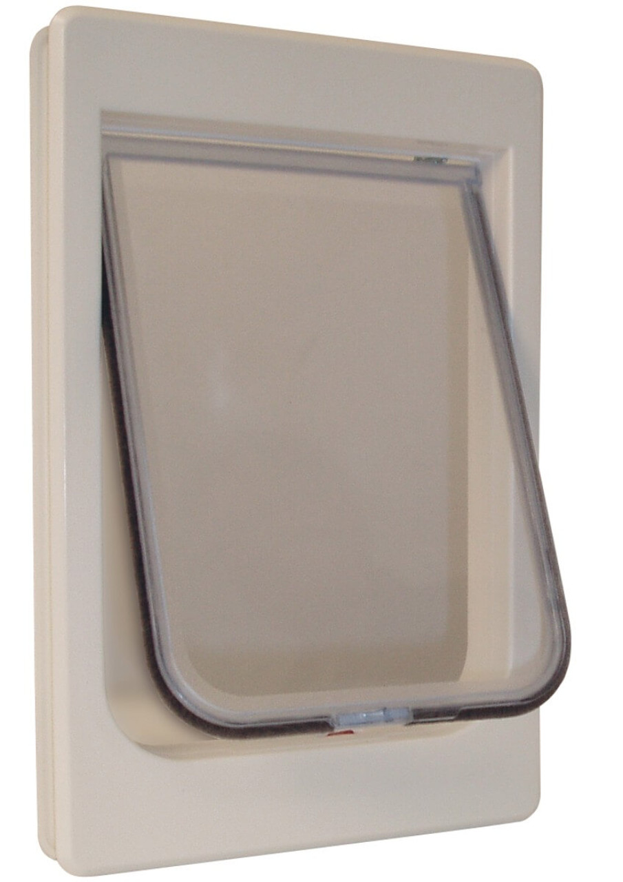 Ideal Chubby Kat Flaps are similar to the smaller Cat Flap but large enough to fit any cat even a Maine Coon
