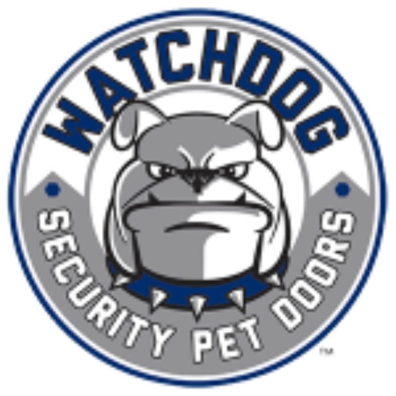 Watchdog Security Pet Doors secure your large pet door with a heavy duty 12 gauge steel pet door cover with combination lock
