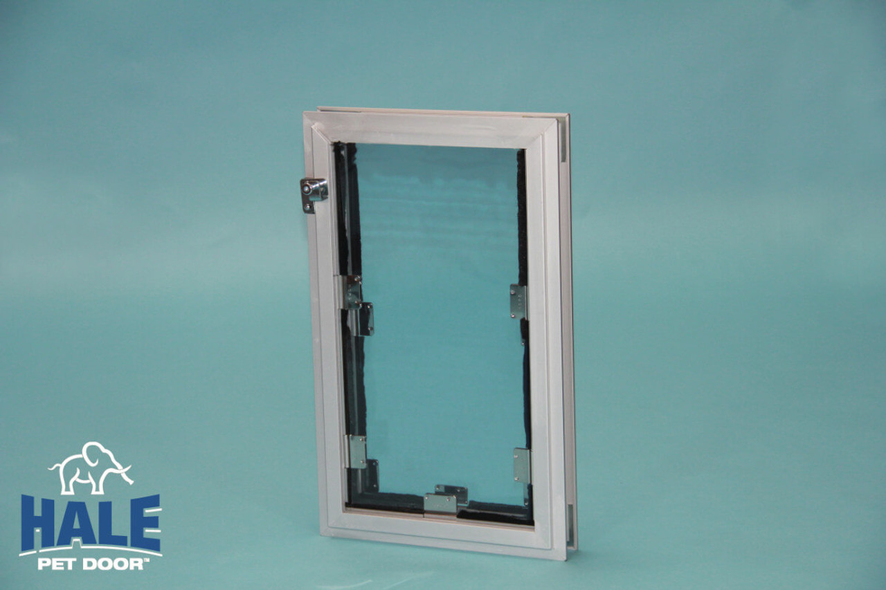 Hale Pet Door makes very high quality doggy doors right here in the USA