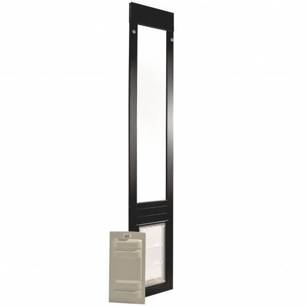 Thermo Panel 3e Endura Flap pet doors are weather tight sliding glass door panels that are very easy to install