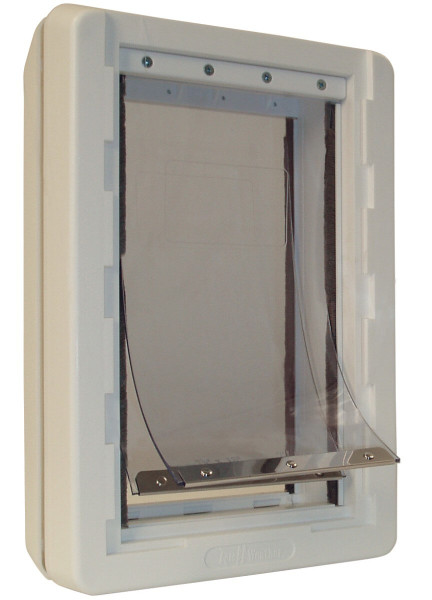 Ideal Ruff Weather dog doors are good value for money as they are good in extreme weather and less expensive than others