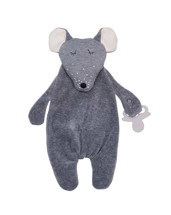 Comforter with Dummy Holder - Mouse