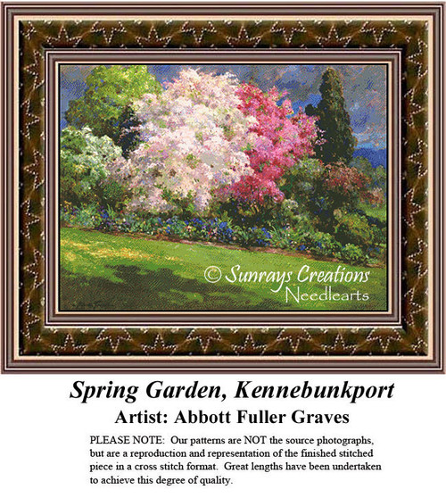 Sunrays Creations - Find Cross Stitch Patterns, Kits and Downloads