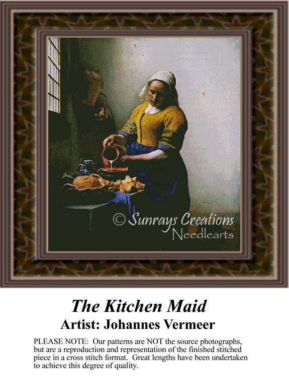 The Kitchen Maid, RE-472