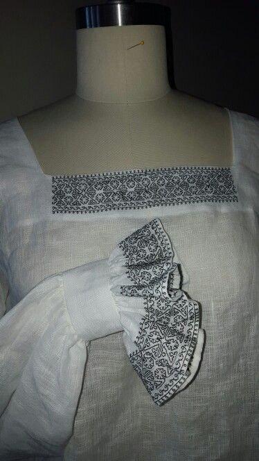 clothing cross stitch