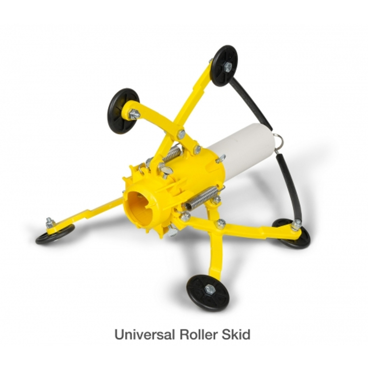 """Universal Roller Sewer Camera Skid for 6"""" to 12"""" Pipelines"""