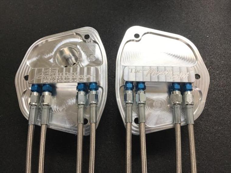 Zx14 2 Stage Nitrous Manifold Kit GEN1(06-11)