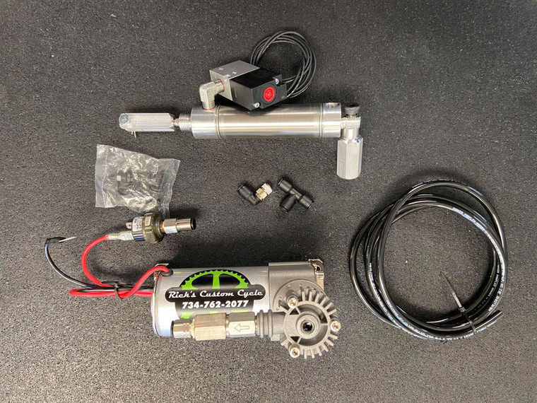ZX14(06-20) Airshifter kit w/o air tank and killbox