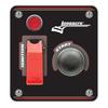 Longacre Flip-up Start / Ignition panel with pilot light (52-44863)