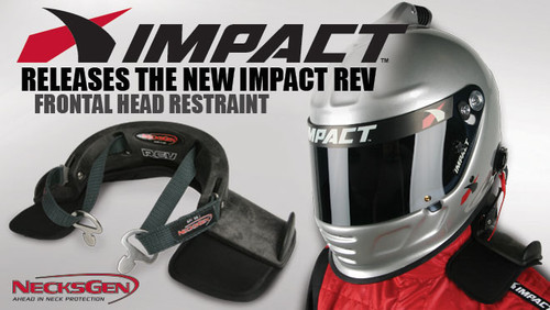 Impact REV Frontal Head Restraint