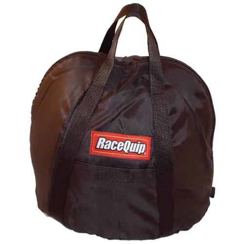 RaceQuip Heavy-Duty Black Helmet Bag