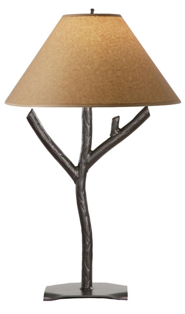 Woodland Table Lamp Williamsburg Blacksmiths