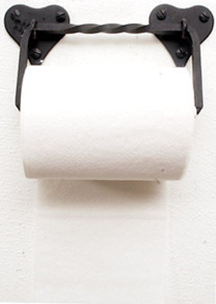Heart Toilet Tissue Holder
