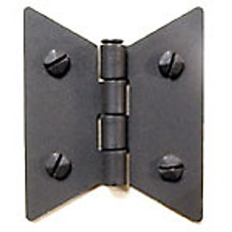 Butterfly Hinges, Pair (Straight Edges)