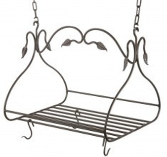 Gourmet Leaf Pot Rack, Large