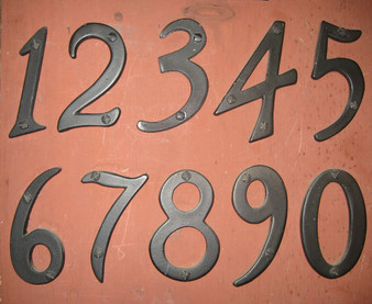 House Numbers 0-9