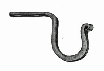 Goose Neck Hook