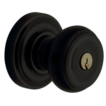 Colonial Knob Keyed Entry Set