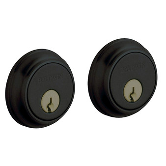 "Traditional Deadbolt for 1 5/8"" Hole"