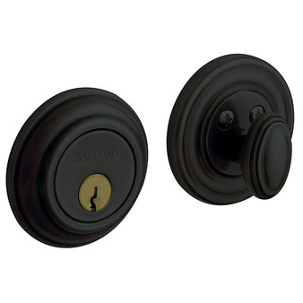"Traditional Deadbolt for 2 1/8"" Hole"