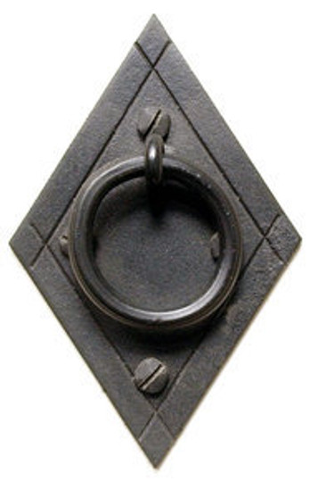 Diamond Drop Ring Pull