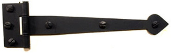 6 Inch T Strap Hinges, Pair