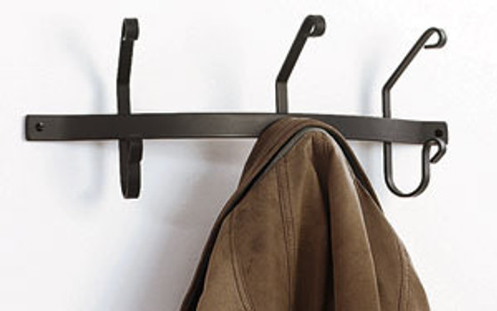 3 Hook Coat Rack