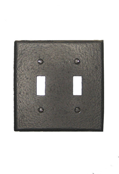 Simple 2 Switch Plate