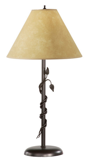 Twining Leaf Table Lamp