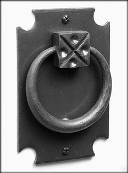 Forged Ring Door Knocker