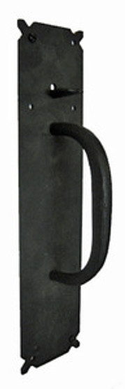 Norfolk Exterior Thumb Latch or Pull (Forged Handle)