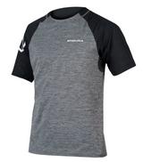 Endura Singletrack S/S Jersey (Pewter Grey)