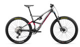 Orbea Occam H20 LT (Anthracite Glitter/Candy Red) 2022