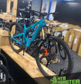 Quick snap of a Yeti SB130 before it leaves our showroom!