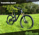 The wait is over... the badass Transition Spire XT has landed!