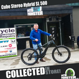 Cube Stereo Hybrid SL 500 Collected