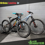 Orbea Laufey Jr's - Fresh from the workshop!